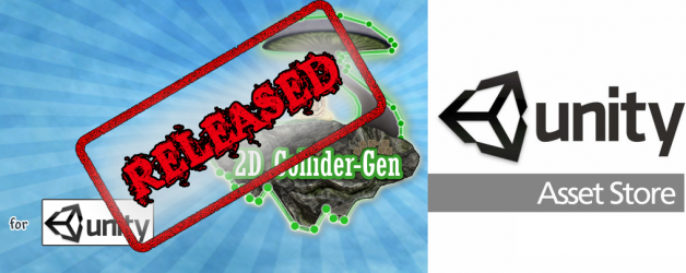2D ColliderGen is Available on the Unity Asset Store!